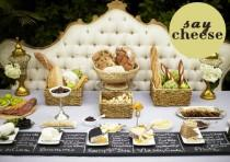 wedding photo - Serving Cheese at your Wedding