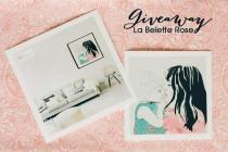 wedding photo - Giveaway: La Belette Rose