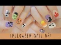 wedding photo - Nail Art for Halloween: The Ultimate Guide!