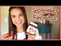 wedding photo - September Favorites 2013!   Giveaway!!!
