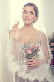 wedding photo - anna campbell 2013 accessories collection