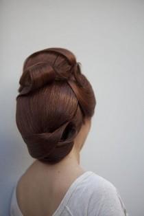 wedding photo - bun