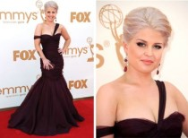 wedding photo - Kelly Osbourne In J Mendel Fishtail Evening Gown At Emmy Awards