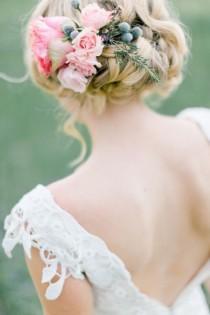 wedding photo - Wedding Hair Ideas