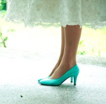 wedding photo - Tiffany Blue Showers & Weddings