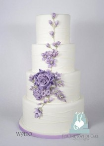 wedding photo - Lilac/Lavender Wedding