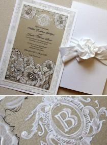wedding photo - Ivory Wedding