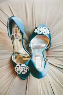 wedding photo - Pale Blue Wedding