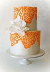 wedding photo - Orange Wedding