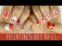 wedding photo - Nail Art for Valentine's Day: The Ultimate Guide!