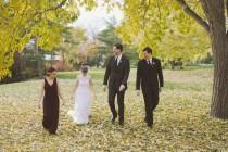 wedding photo - A Rustic, DIY Wedding in Regina, Saskatchewan