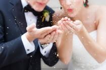 wedding photo - Sparkle