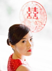 wedding photo - Chinese tradition meets rustic style wedding - Modern Wedding