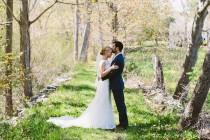 wedding photo - Spirit & Essence of Yosemite National Park Infused Into Rustic Red Lion Inn Massachusetts Wedding