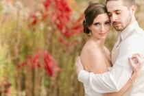 wedding photo - Country Rustic Virginia Wedding In Shades Of Cafe Au Lait