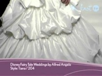 wedding photo - Disney Fairy Tale Weddings By Alfred Angelo - Tiana - 204