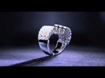 wedding photo - Draperie Ring