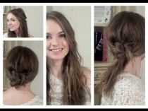 wedding photo - Easy Nicole Richie Inspired Hairstyles - Fall Hair Look Book