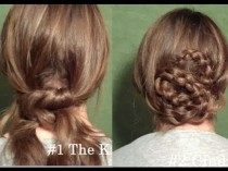 wedding photo - Casual Dress Up-Able Updos