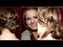 wedding photo - 5 Minute Updos For Everyday 1