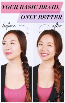 wedding photo - Your Basic Braid, Only Better