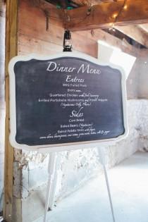 wedding photo - Chalkboard Weddings