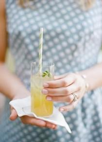 wedding photo - Signature Drinks And Cocktails