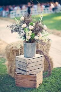 wedding photo - Rustic Inspiration