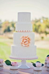 wedding photo - Bolos - Cakes
