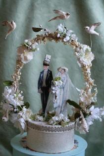 wedding photo - Art Deco & 20's Inspired Wedding