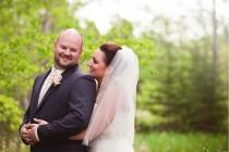 wedding photo - A Rustic and Romantic Wedding in Manitoba