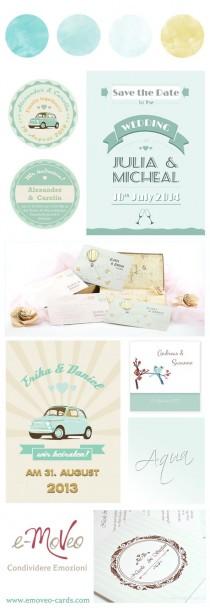 Partecipazioni Matrimonio Hippie.Wedding Ideas Matrimonio Weddbook