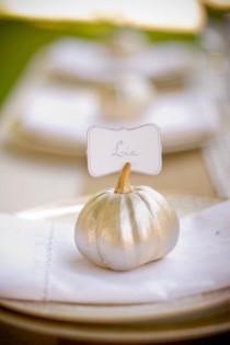 wedding photo - Fall Weddings
