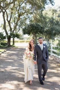 wedding photo - Sweet + Rustic Wine Country Wedding