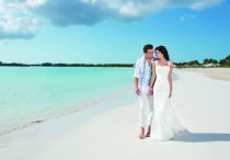 wedding photo - Win Your Dream Wedding Dress from Sincerity Bridal and a Luxury Honeymoon to The Islands Of The Bahamas