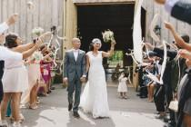 wedding photo - A Rustic-Meets-Urban Wedding in Toronto