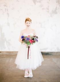 wedding photo - Ballet Wedding Inspiration
