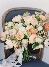 wedding photo - Coral And Peach Wedding Details