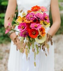 wedding photo - Rustic Missouri Schoolhouse Wedding: Kris + Neil