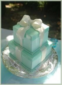 wedding photo - Tiffany Blue Wedding