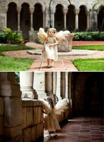 wedding photo - Flower Angel! So So Sweet