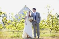 wedding photo - A Rustic and Romantic Wedding in Saanichton, British Columbia