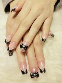 wedding photo - 3-d Nails