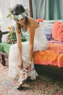 wedding photo - Boho Style