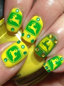 wedding photo - John Deere Mani