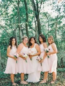 wedding photo - Rustic barn wedding inspiration