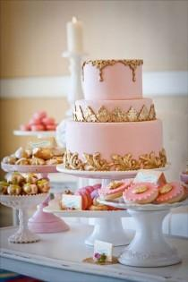 wedding photo - Pink/gold