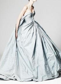 wedding photo - Zac Posen Resort 2014