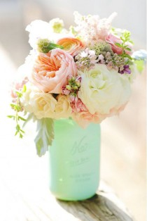wedding photo - الزهور