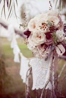 wedding photo - Rustic Autumn Wedding